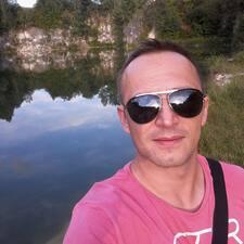 Gebruikersprofiel Paweł
