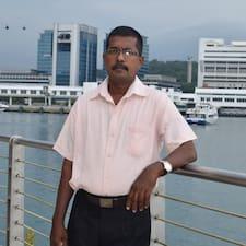 Chandrananda User Profile