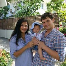 Vadim & Pakinee User Profile