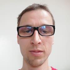 Lubomír felhasználói profilja