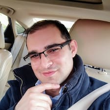 Henkilön Amjad käyttäjäprofiili