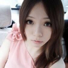 半茜 felhasználói profilja
