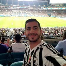 Ayman felhasználói profilja