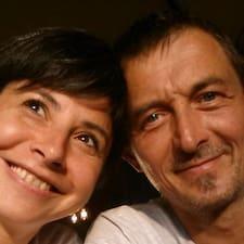 Nutzerprofil von Emilie & Vincent