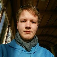 Gebruikersprofiel Maximilian