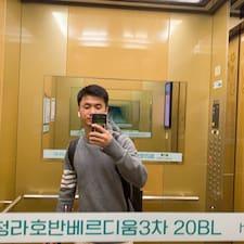 Användarprofil för Jae Hyuk