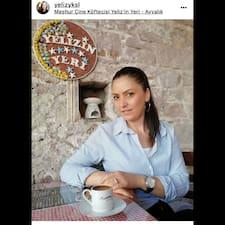 Profil Pengguna Yeliz