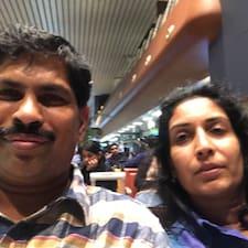 Madhavi的用戶個人資料