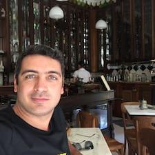 Vicente - Uživatelský profil