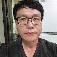 Användarprofil för Hyunpyo