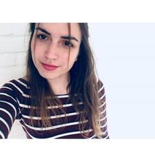 Perfil de usuario de Sara
