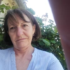 Profil Pengguna Marie Christine