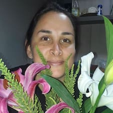 Mariela felhasználói profilja