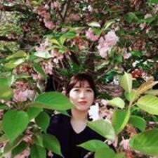 Användarprofil för Eunjeong