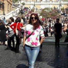 Profil utilisateur de Anna Rita