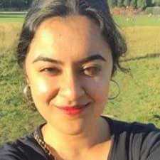Shivali User Profile