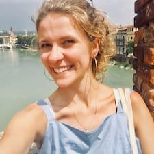 Marizona felhasználói profilja