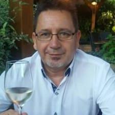 Profilo utente di László