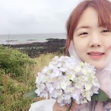 Perfil do utilizador de 소현