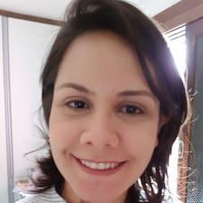 Henkilön Priscila käyttäjäprofiili