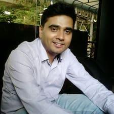 Användarprofil för Srinath