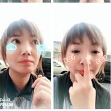 Henkilön Yu Chieh käyttäjäprofiili