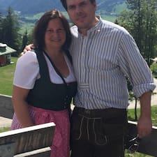 Angela & Alex Brugerprofil