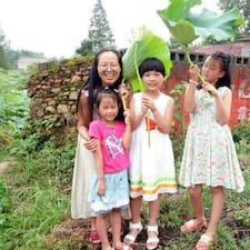 雪珍Xuezhen felhasználói profilja