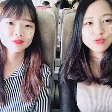 Perfil de usuario de Eunchae