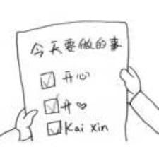 宸 felhasználói profilja