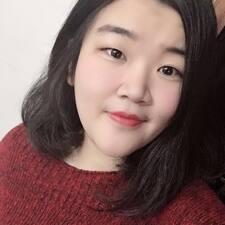 珏莹 felhasználói profilja