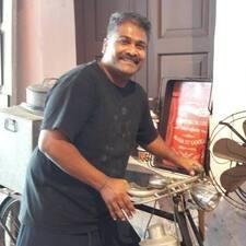 Ramesh Kumar - Uživatelský profil