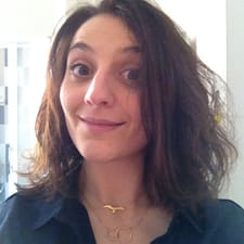 Användarprofil för Aurélie