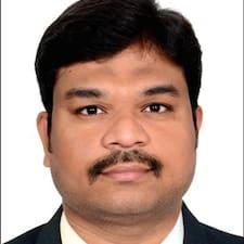Profil Pengguna Bharath Kumar