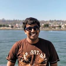 Perfil do usuário de Sourav