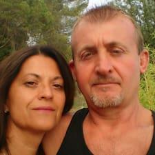 Profil Pengguna Valérie Et Jérôme