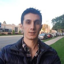 Henkilön Muhammed Şirin käyttäjäprofiili
