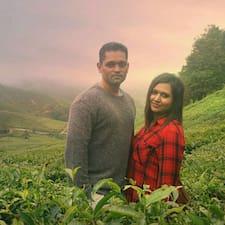 Sharmela User Profile