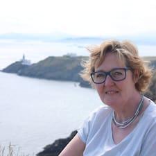 Margo felhasználói profilja