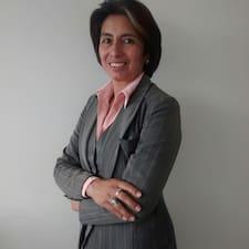Henkilön María Fernanda käyttäjäprofiili