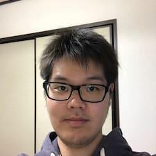 Användarprofil för Kiyoharu