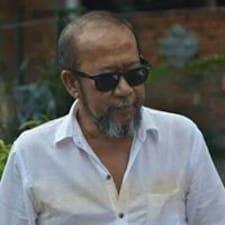 Iskandar - Uživatelský profil