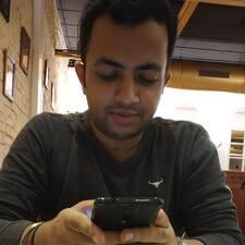 Henkilön Vinod käyttäjäprofiili