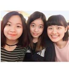 Profil utilisateur de 庭萱