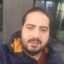 Perfil do usuário de Hatem