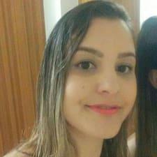 Profil utilisateur de Thaís Batista