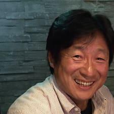 Kazuhiro Brukerprofil