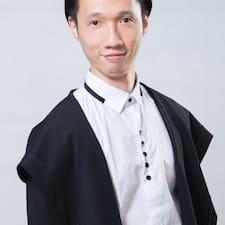 Wai Fong Patricio felhasználói profilja