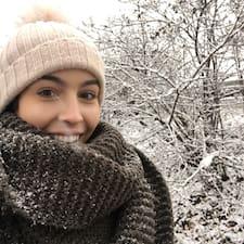 Sarah-Jessica Kullanıcı Profili