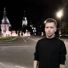 Профиль пользователя Роман